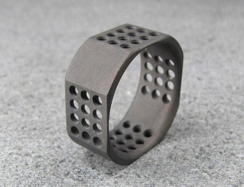 Origin X Titanium Ring