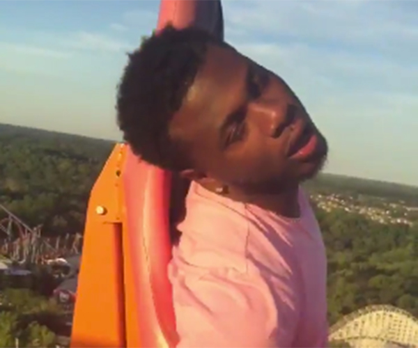 Roller Coaster Reboot