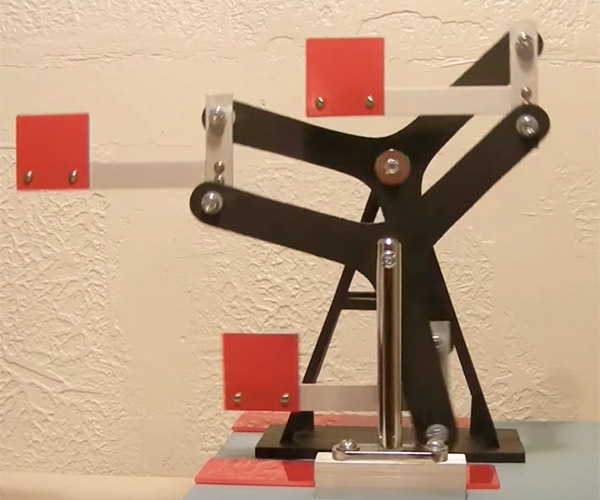 Shifted Lever Machine