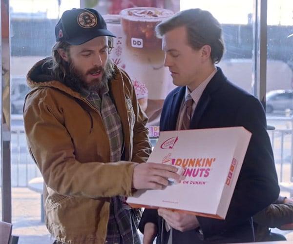 SNL: Dunkin Donuts