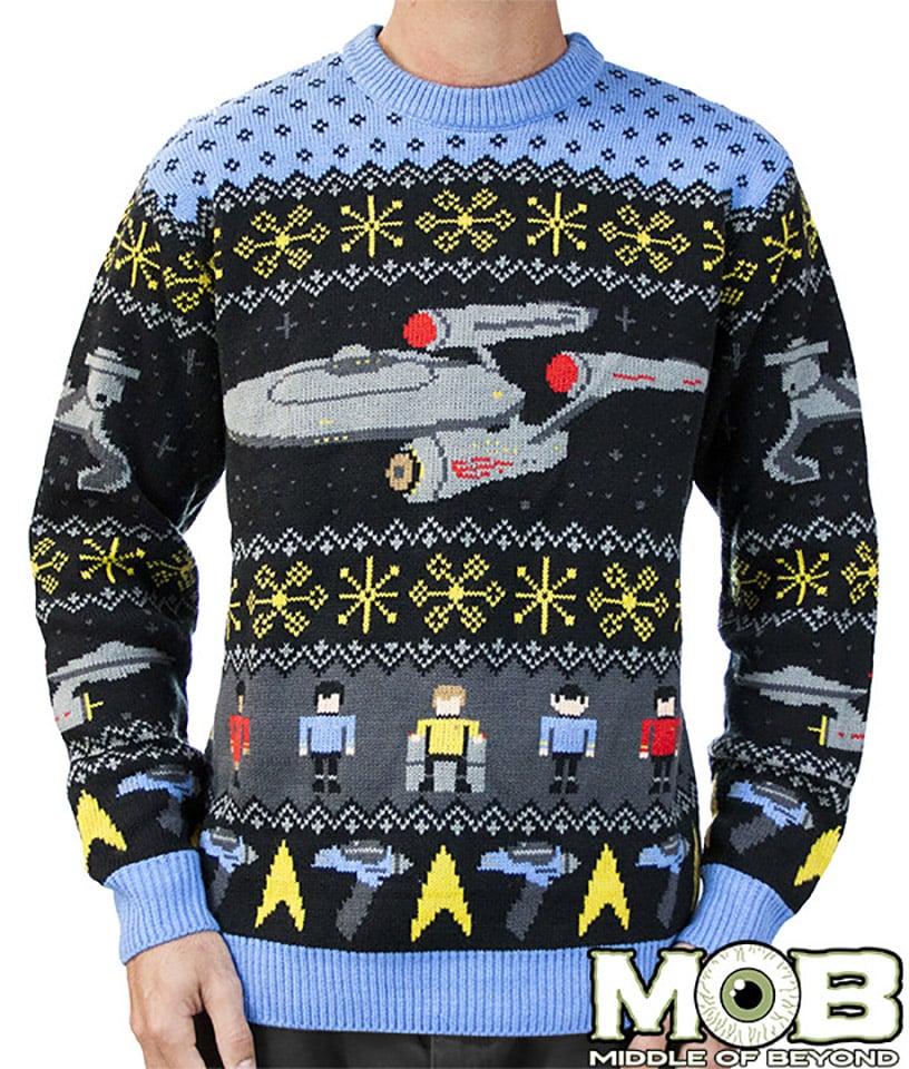 Star Trek Holiday Sweater