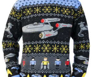 Star Trek Holiday Sweater