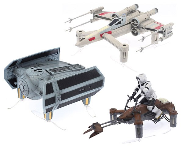 Star Wars Drone Battle Giveaway