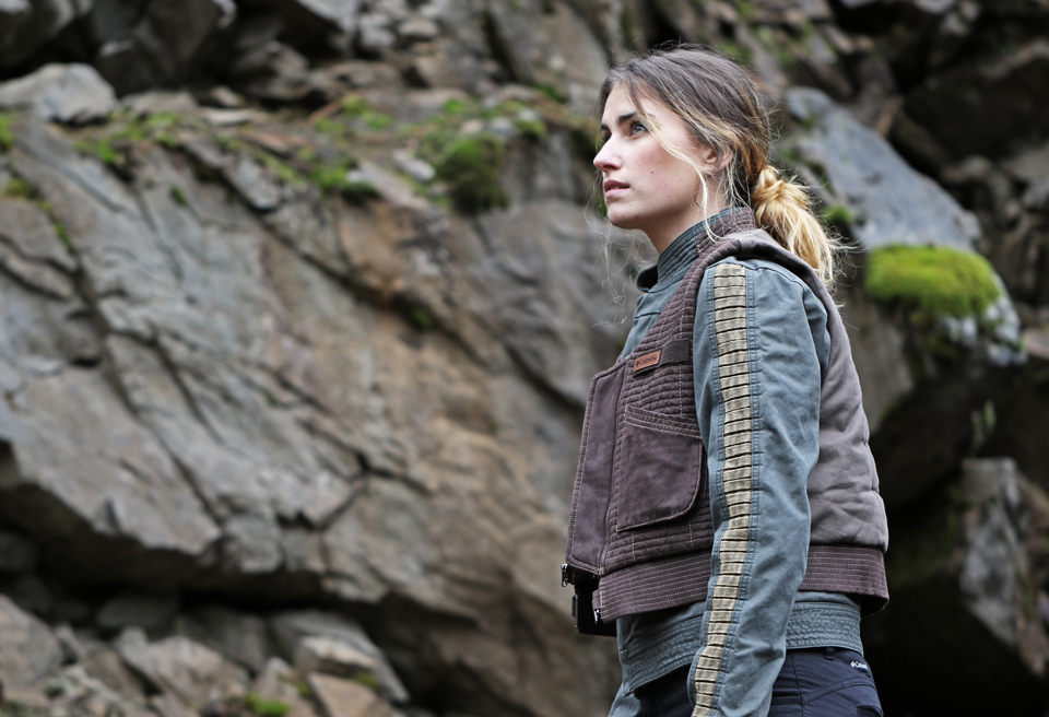Columbia Star Wars Rogue One Jackets