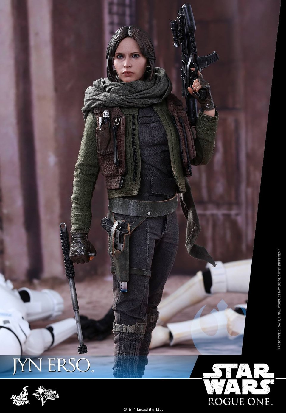 Hot Toys Jyn Erso Action Figure