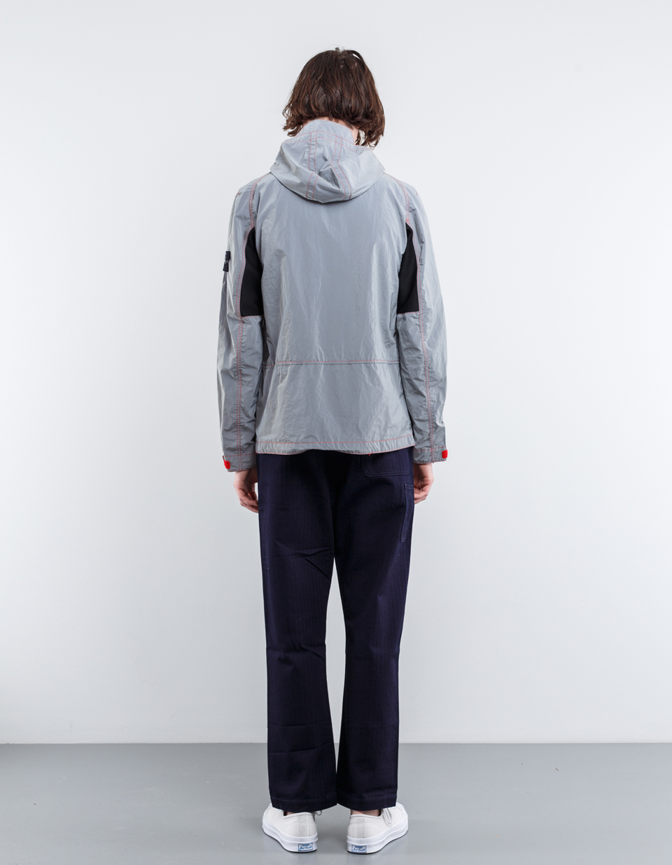 Stone Island Plated Reflective Jacket