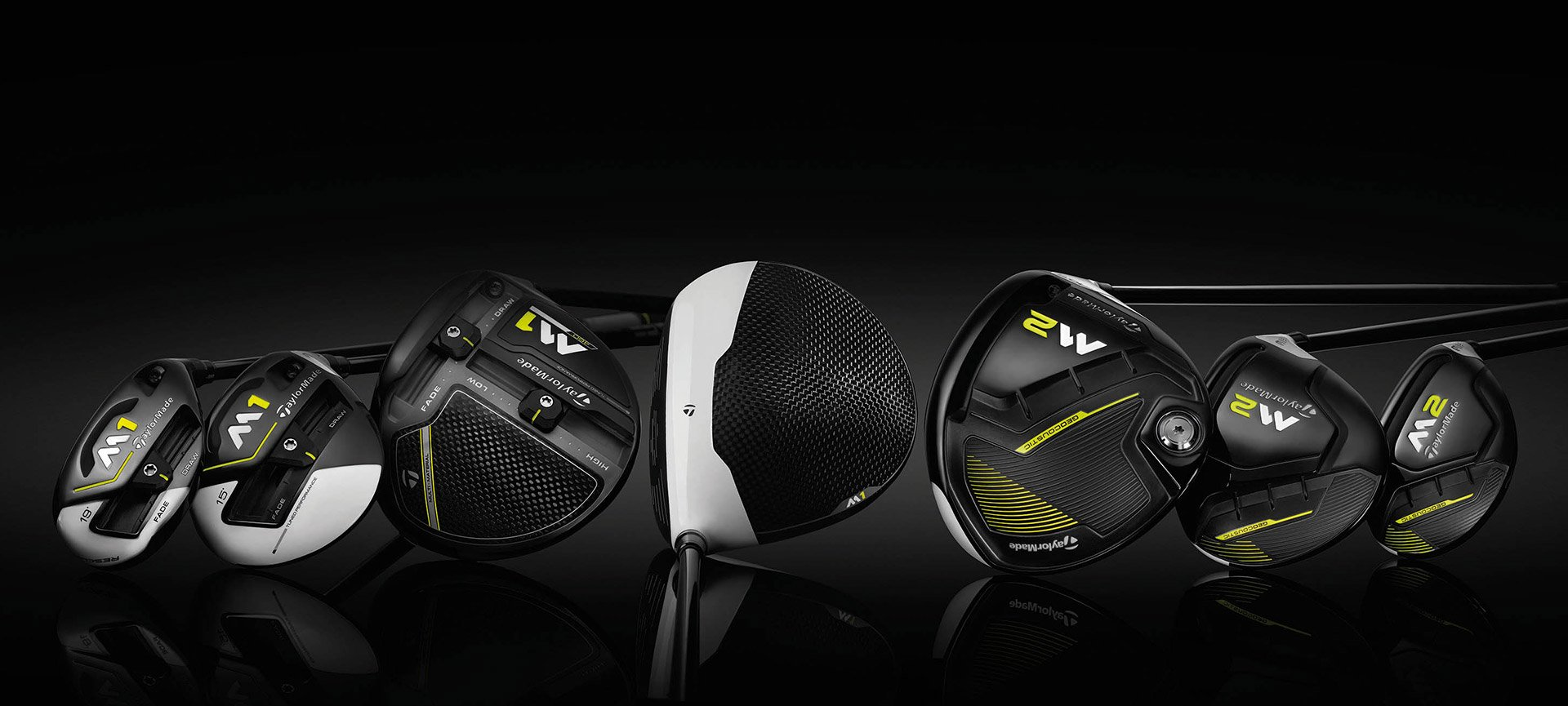 2017 TaylorMade M1 & M2 Drivers