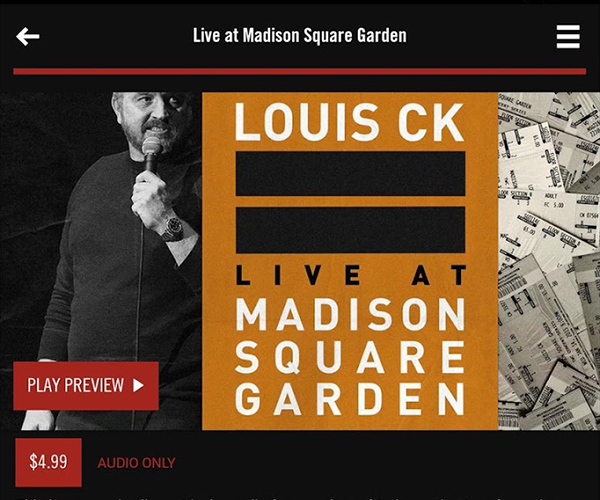 The Louis CK App