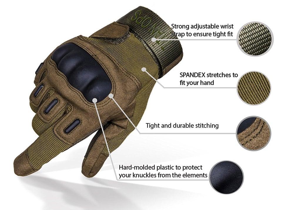 TitanOPS Tactical Gloves
