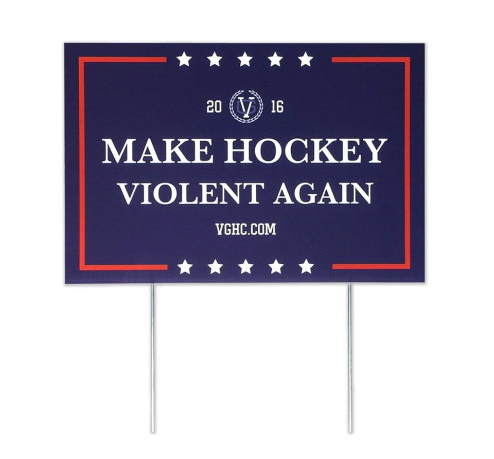 Violent Gentlemen Hockey Wear