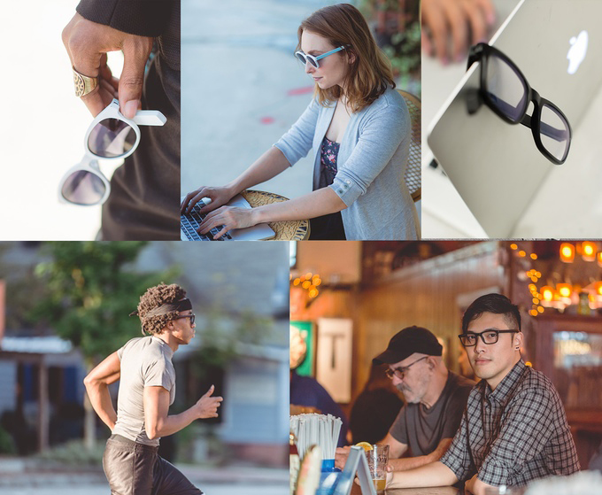 Vue Smart Sunglasses