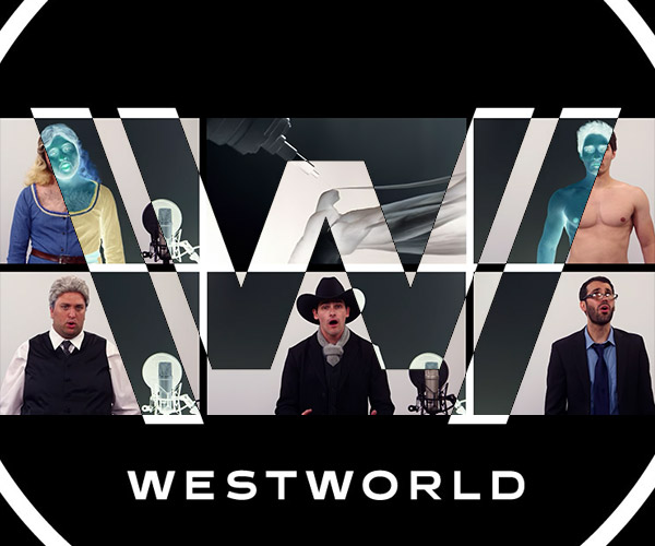 Westworld Theme: A Capella