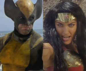 Wonder Woman vs. Wolverine