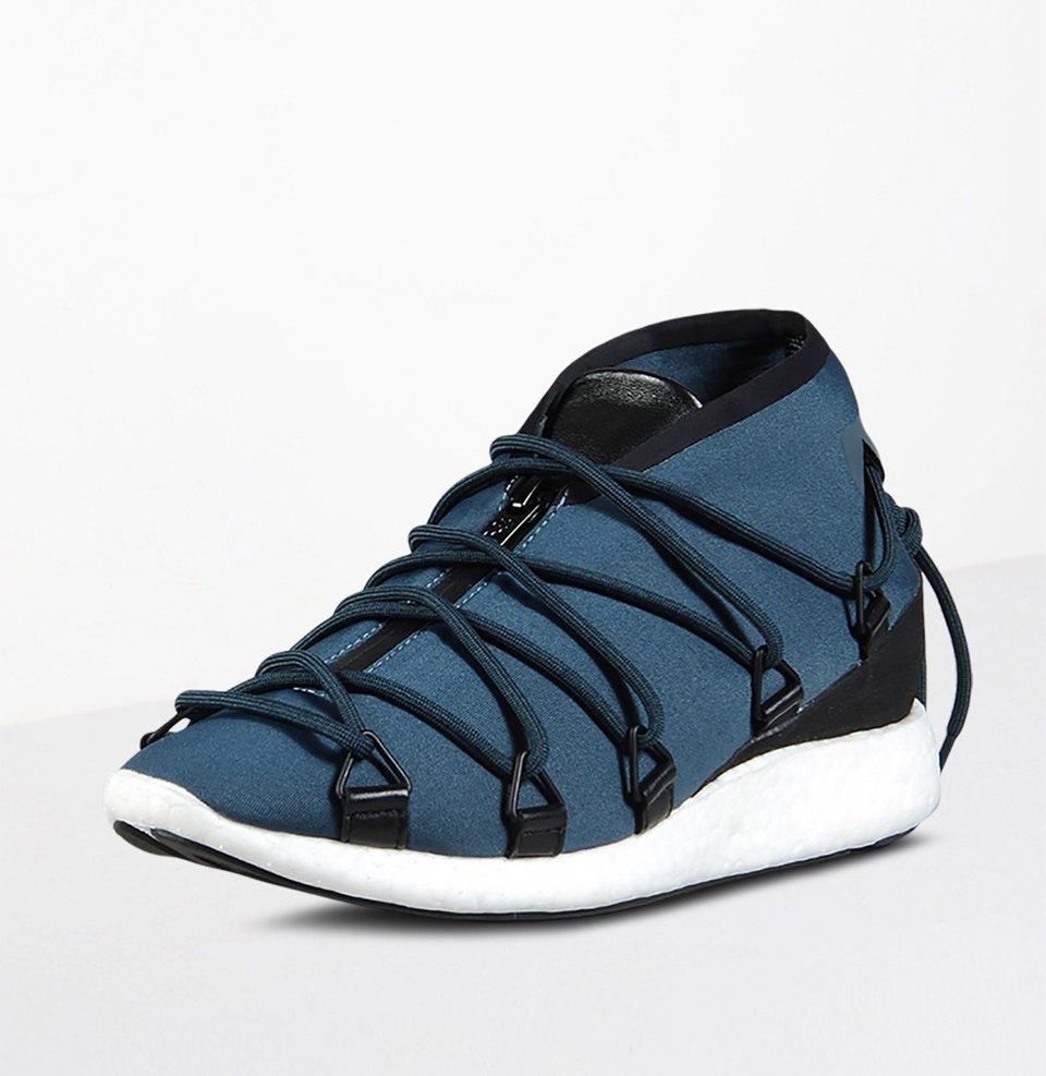 Y-3 Cross Lace Run