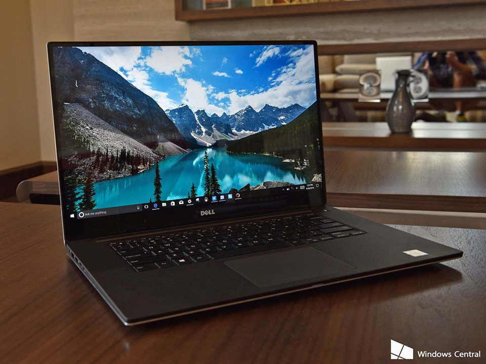 2017 Dell XPS 15