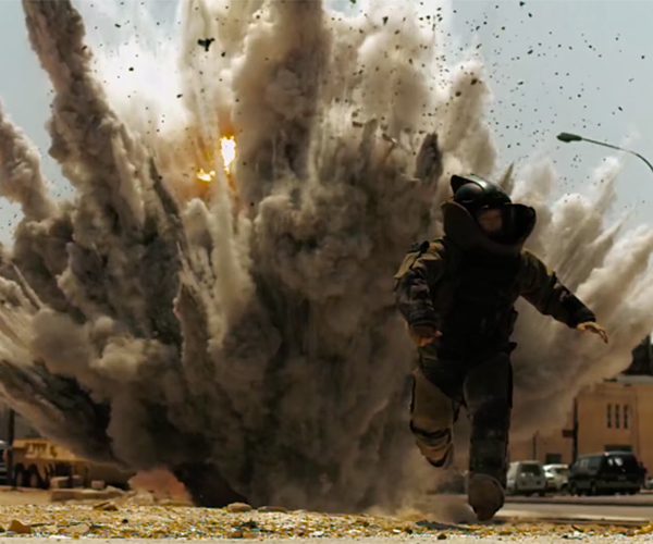 7 Things About The Hurt Locker