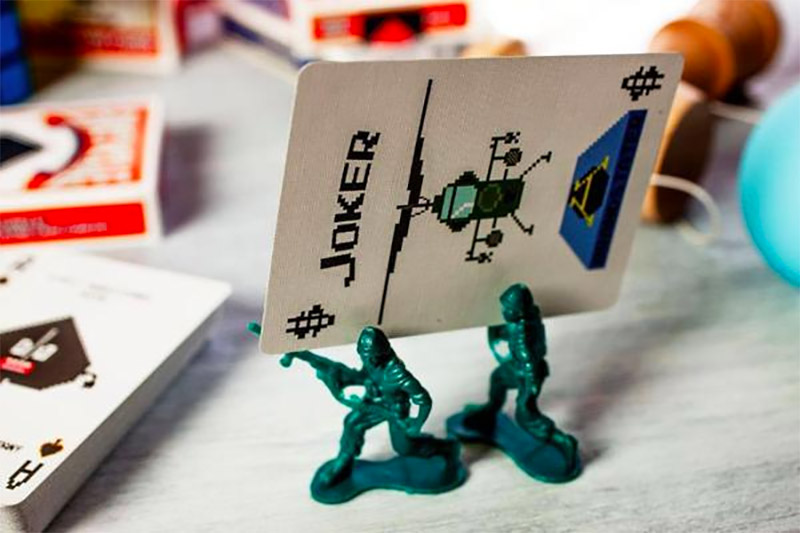 Bicycle 8-Bit Playing Cards