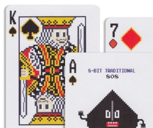 Bicycle 8-Bit Playing Cards