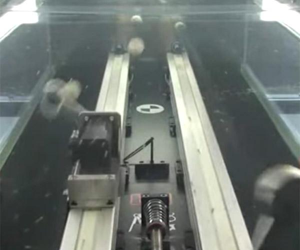 The Robot Juggler