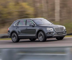 Lux Life: Bentley Bentayga