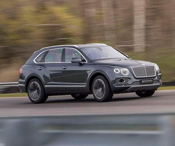 Lux Life: Bentley Bentayga