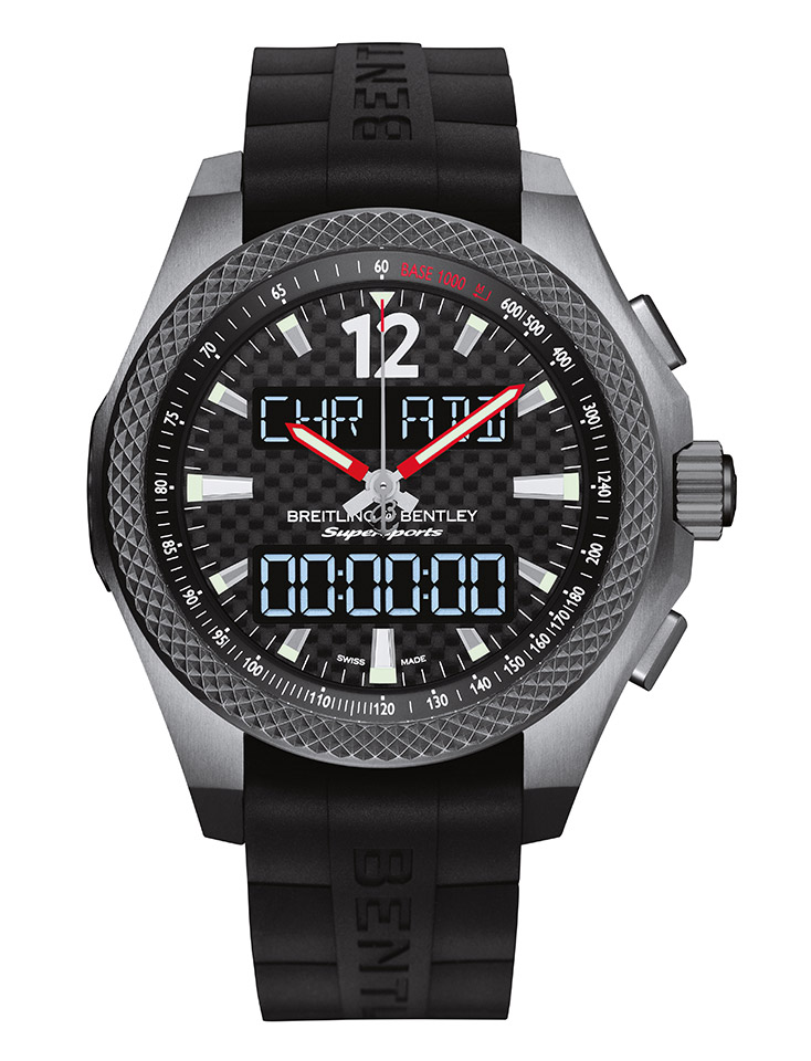 Breitling x Bentley Supersports B55