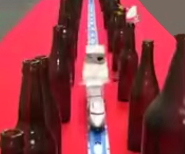 William Tell Bottle Train