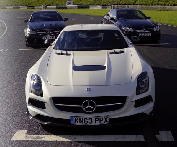 Carfection: The AMG Black Series