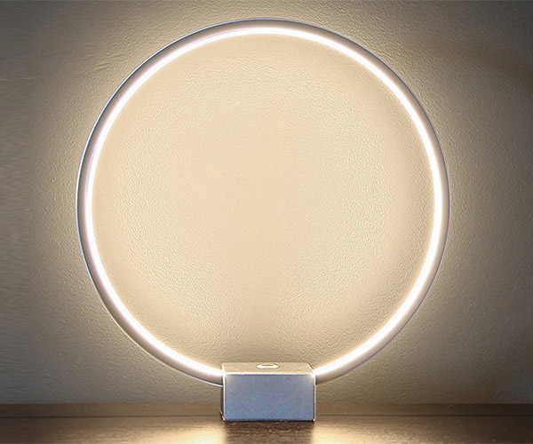 Circle LED Table Lamp