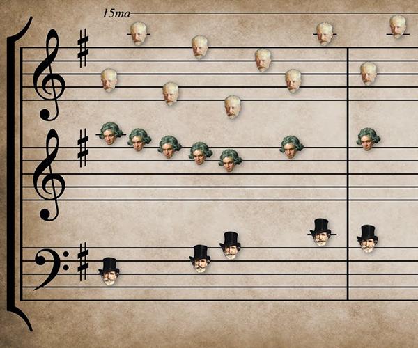 Classical Music Mashup II