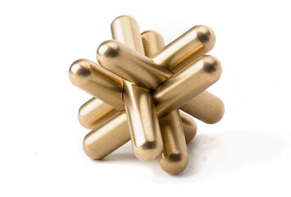 Brass Jack Desktop Puzzle