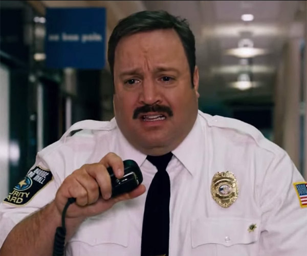 Dawn of the Blart