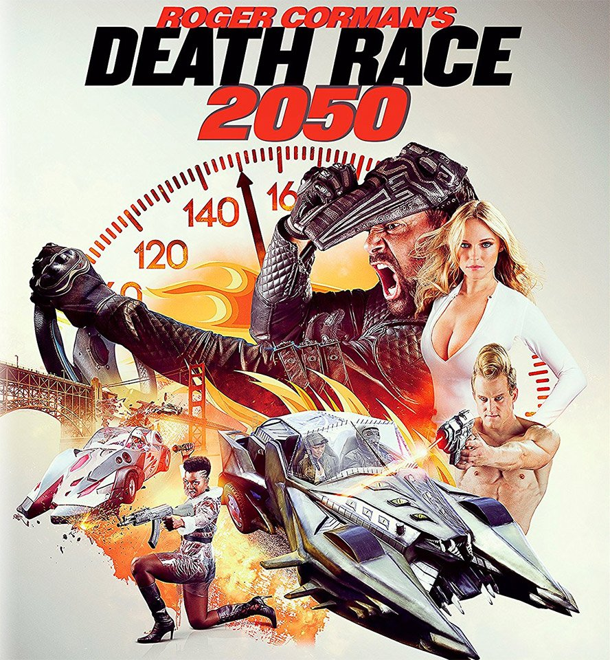 Death Race 2050 (Red Band Trailer)