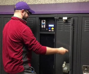 DIY Locker Vending Machine