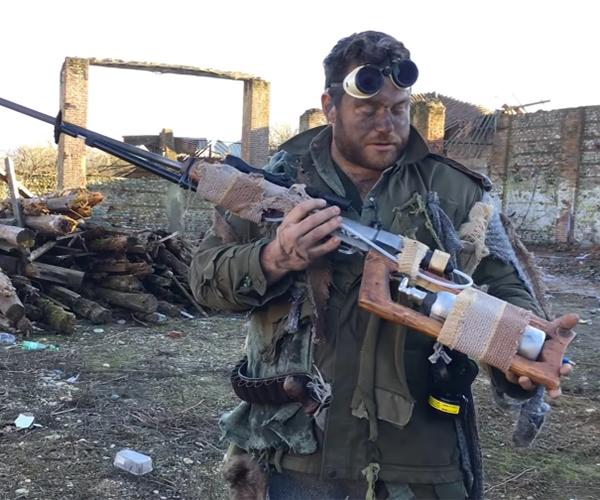 DIY Metro: Last Light Air Rifle