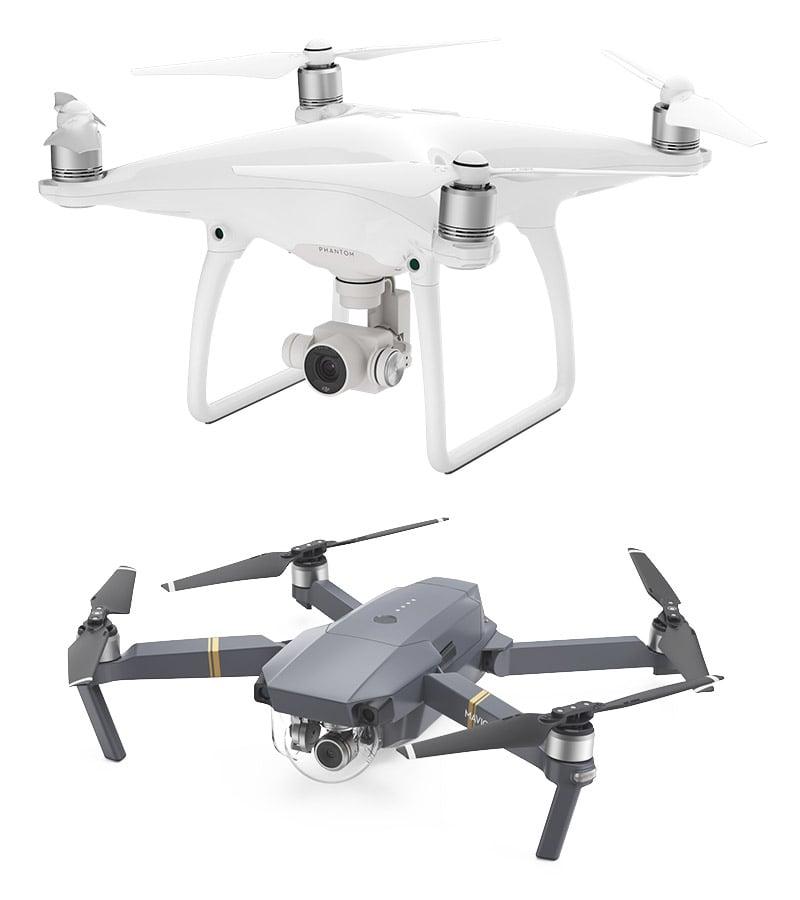 Choose Your DJI Drone Giveaway