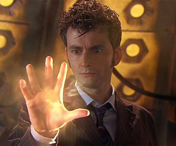 Doctor Who: Everything Ends