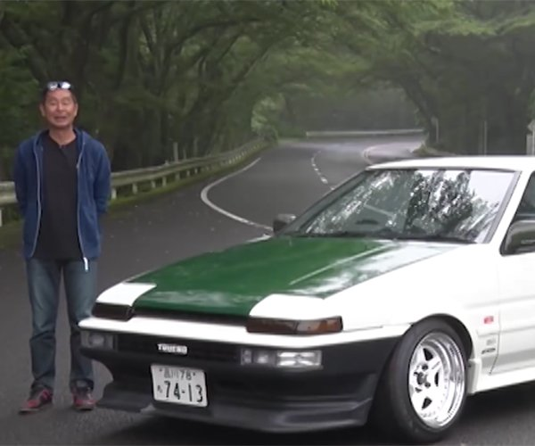 Drift King: Toyota AE86 vs. GT86