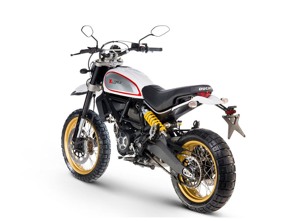 2017 ducati scrambler desert sled the awesomer. Black Bedroom Furniture Sets. Home Design Ideas
