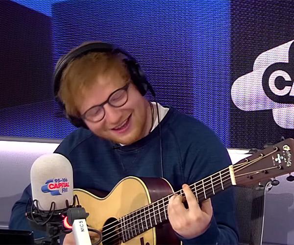 Ed Sheeran: The Fresh Prince
