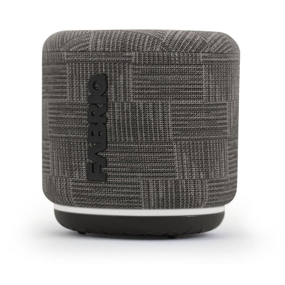 fabriq bluetooth speaker the awesomer. Black Bedroom Furniture Sets. Home Design Ideas