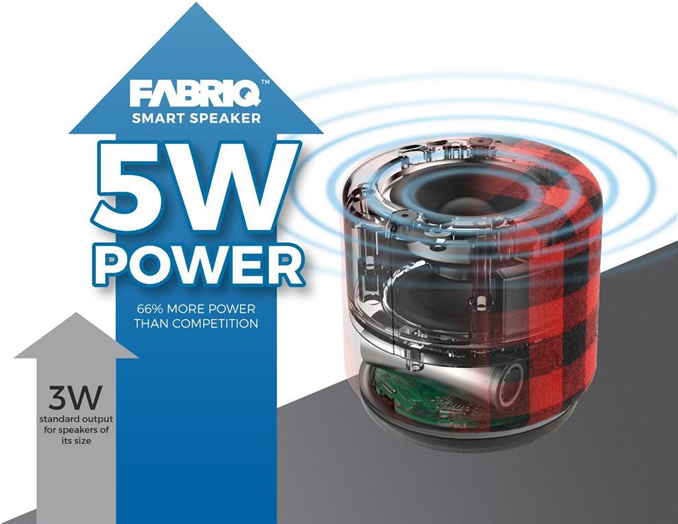 Fabriq Bluetooth Speaker