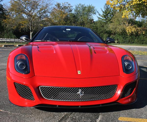 Driven: Ferrari 599 GTO