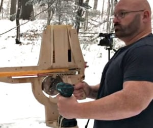 Full-auto Crossbow
