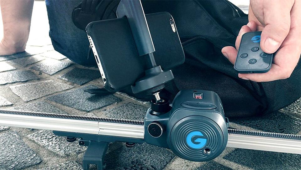 Grip Gear Movie Maker Set