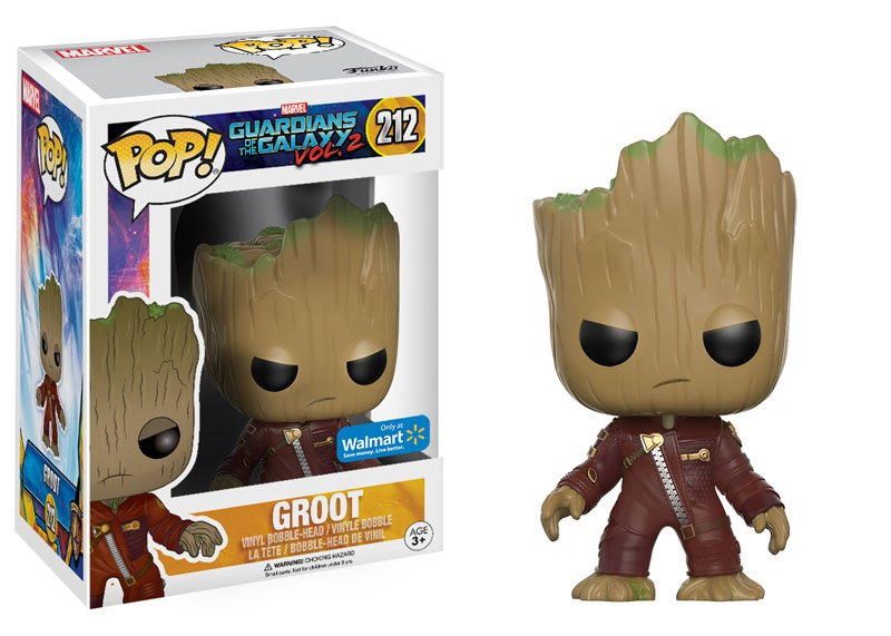 Funko Pop x Guardians Vol. 2