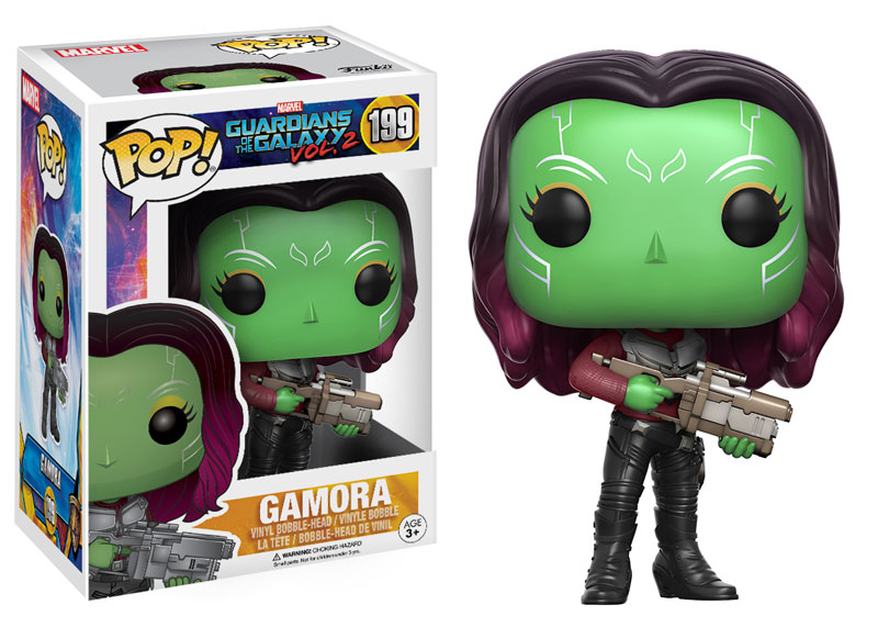 Funk Pop lanzará nueva colección de Guardians of the Galaxy Vol. 2