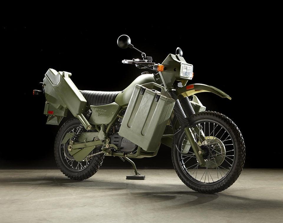 1999 Harley-Davidson MT500