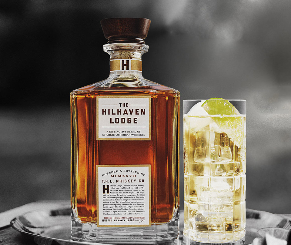 The Hilhaven Lodge Whiskey
