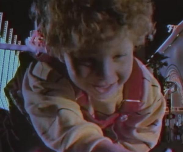 Honey I Blew Up the Kid x Godzilla